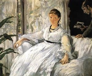 Reading (or Mme Manet and Léon)