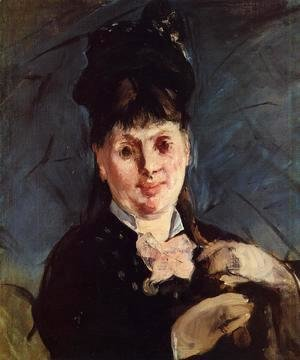 Edouard Manet - Woman with Umbrella
