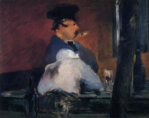 Edouard Manet - The Tavern