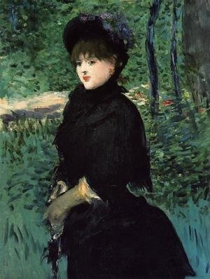 Edouard Manet - The Promenade