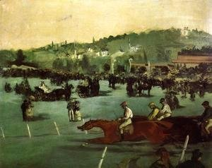 The Races in the Bois de Boulogne