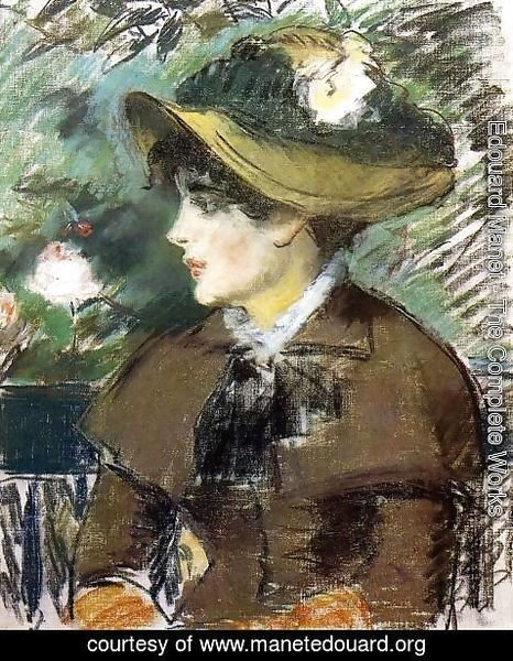 Edouard Manet - On the Bench