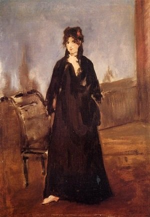 Portrait of Berthe Morisot 2
