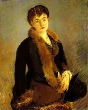 Portrait of Mlle Isabelle Lemonnier