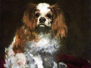Edouard Manet - the dog