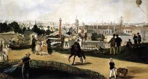 Edouard Manet - The World Fair of 1867 in Paris