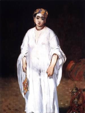 Edouard Manet - The Sultana