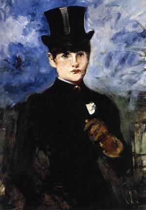 Edouard Manet - Woman in Riding Costume