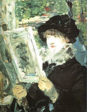 Edouard Manet - Le Journal Illustre  1878-79