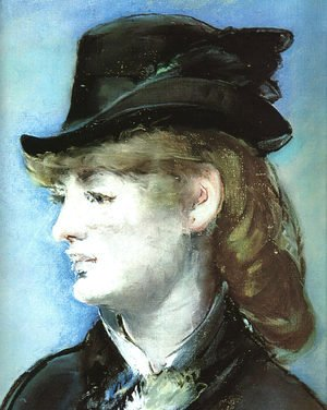 Edouard Manet - The Model for the Folies Bergere Bar  1881